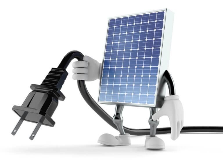 Energia elektryczna przez panele PV